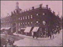 Leuchters Restaurant, Bradford, where the Baa-Baas were born