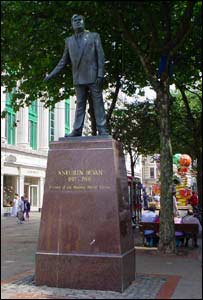 Aneurin Bevan statue