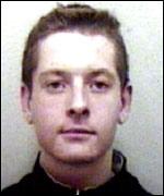 Convicted killer, Matthew Hardman