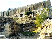 Ruins of the Odeon of Pericles