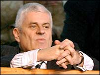 Former Leeds chairman Peter Ridsdale