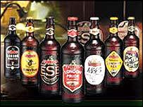 Fuller's beers