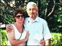 Jennifer and Robert Stokes