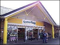 Somerfield store