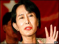 Aung San Suu Kyi (May 2002)