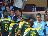 India v Pakistan was one of the World Cup highlights