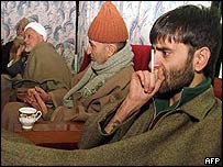 Hurriyat leaders