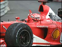 Is Schumacher preparing to wave goodbye to F1?