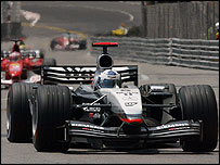 David Coulthard believes he can still win the F1 title