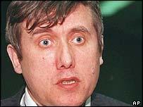 Murdered deputy Sergey Yushenkov
