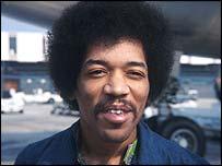 Jimi Hendrix, pop star