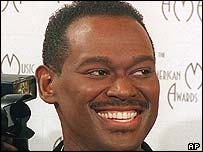 Luther Vandross (pictured in 1996)