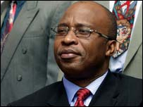 Nevers Mumba, Zambia's Vice President