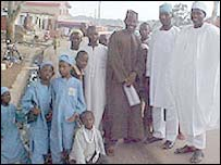 Some Muslims in Plateau State