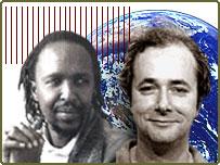 Trevor Ngwane and Michael Klein