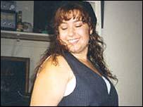 Kristy aged 18