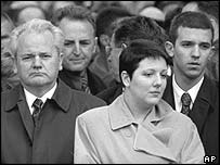 Milosevic family