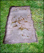 Grave of George Africanus