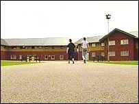 Rainsbrook Secure Training Centre