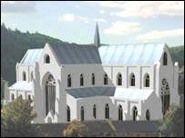 Virtual Tintern Abbey