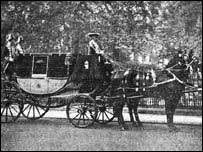 The State Coach used by the Earls of Powis