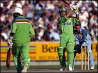 Javed and Imran batting together