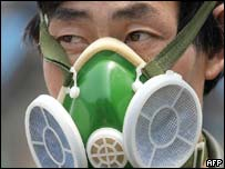 Sars prevention in Beijing