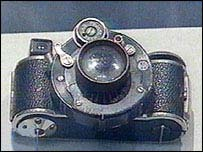 Camera owned by Soviet spy Richard Sorge