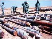 Iraqi rockets