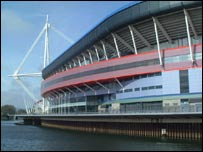 Millennium Stadium (picture courtesy of freefoto.com)