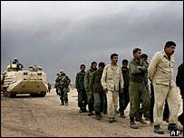 Iraqi prisoners of war