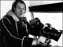 Bromley spent 41 years calling races for BBC radio