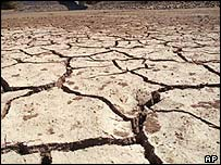 US drought in 1999
