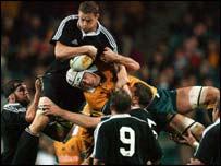 New Zealand Maori recently defeated Tonga 47-12