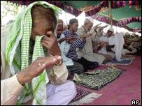 Prayer meeting in Hyderabad