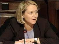 Labour's Cathy Jamieson