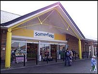 Somerfield supermarket
