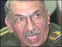 Saddam Hussein's oil minister Amir Rashid Muhammad