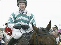 Timbera gave Jim Culloty another big race success