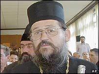 Bishop Pahomije