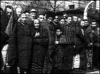 Jews at Auschwitz