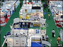 Taipei trade fair