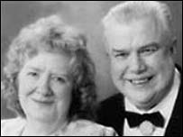 Bob Kleasen and his fourth wife, Marie Longley