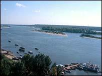 River Ob, Siberia