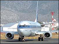 Olympic aeroplane