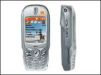 Orange SPV phone