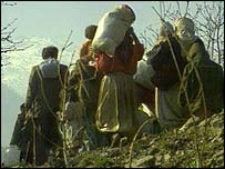 Iraqi refugees