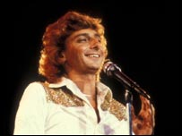 Barry Manilow in 1981