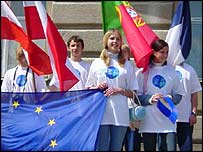 Young people of Bialystok say Yes to the EU