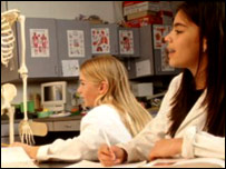 School class - generic